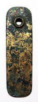 <b>成吉思皇帝聖旨牌子(パイザ)中国 13世紀前半</b> ※天理参考館所蔵
